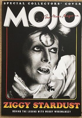 MOJO ZIGGY STARDUST DAVID BOWIE 2017 Collectors Edition Magazine-NOT IN SHOPS