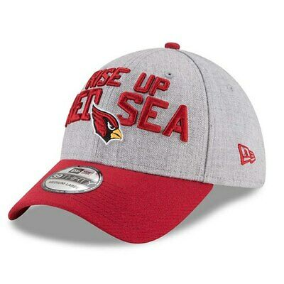 Arizona Cardinals New Era 2018 NFL Draft Official On-Stage 39THIRTY Flex Hat  - fac0a75f82f