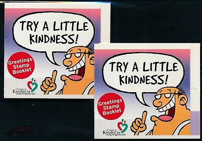 [H16706] Singapore 1999 GREETING Good complete ADHESIVE booklet very fine X2