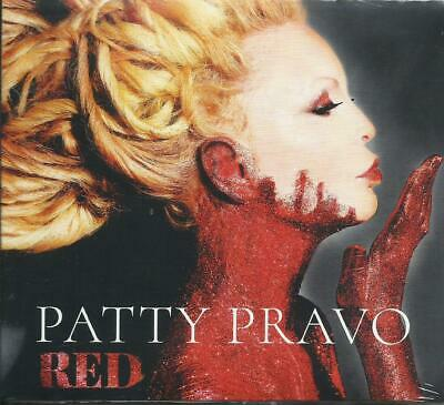 PATTY PRAVO - Red (2019) CD digipack