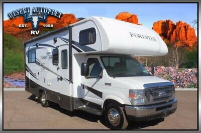 2016 Forest River Forester 2301 Class C Motorhome