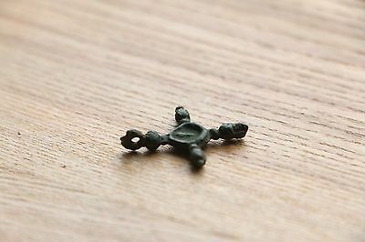 Small Viking Cross pendant 9-10 AD