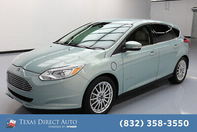 2013 Ford Focus Electric Texas Direct Auto 2013 Electric Used Automatic FWD Hatchback