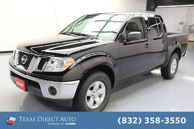 2011 Nissan Frontier SV Texas Direct Auto 2011 SV Used 4L V6 24V Automatic RWD Pickup Truck