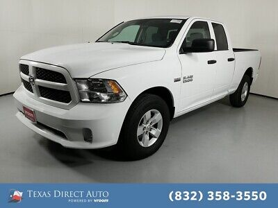 2017 Ram 1500 Express Texas Direct Auto 2017 Express Used 5.7L V8 16V Automatic RWD Pickup Truck