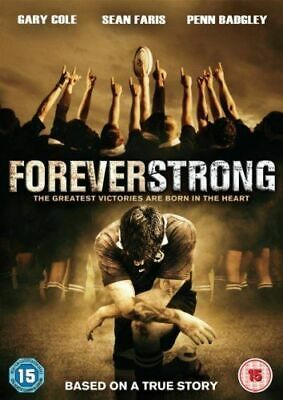 Forever Strong (DVD) (NEW AND SEALED) RUGBY FILM DRAMA AT ITS BEST