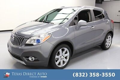 2013 Buick Encore Premium Texas Direct Auto 2013 Premium Used Turbo 1.4L I4 16V Automatic FWD SUV Bose