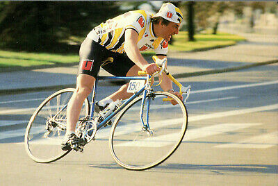 Cyclisme-Wielrennen-Ciclismo - Thierry Marie - Systeme U