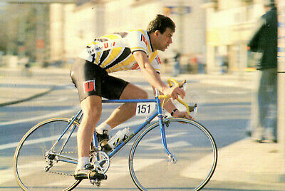 Cyclisme-Wielrennen-Ciclismo - Pascal Poisson - Systeme U