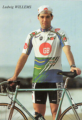 Cyclisme-Wielrennen-Ciclismo-Tour De France -1 Carte - Ludwig Willems  - Gb-Mg