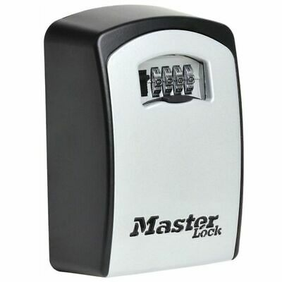 Master Lock 5403EURD Large Key Safe Box Weather Resistant Security Home~