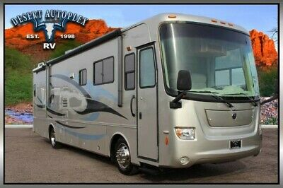 2007 Holiday Rambler Vacationer 36WBD Double Slide Class A Diesel Pusher
