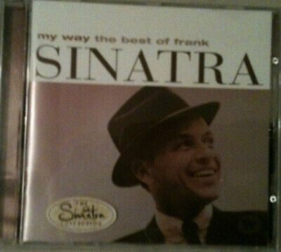 CD  - Frank Sinatra - My way - The best of