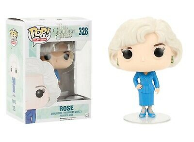 Funko Pop TV The Golden Girls: Rose Vinyl Action Figure 328 Collectible Toy 9121