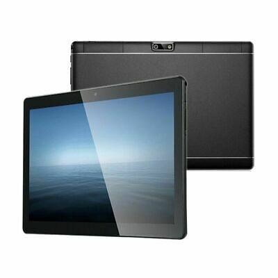 10.1'' Inch Tablet PC 4GB+64GB WIFI Android 7.0 Octa Core GPS Phone Phablet F