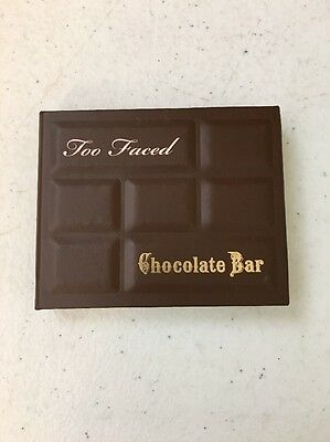 Too Faced Mini Chocolate Bar Eye Shadow W/Bronzer ~ NEW ~ Authentic