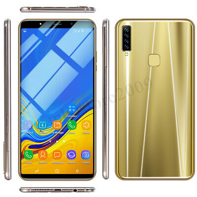 """6.1""""inch 4+64GB 1660x1080 Android8.0 eight-Core smartphone Dual SIM Mobile Phone"""
