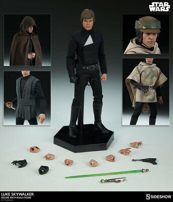 Sideshow Collectibles Luke Skywalker Deluxe  Return of the Jedi 1/6 Scale Figure