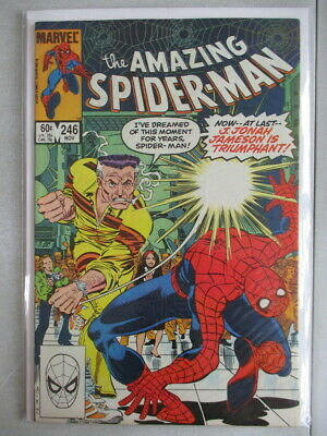 Amazing Spider-Man Vol. 1 (1963-2014) #246 FN