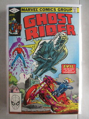 Ghost Rider Vol. 1 (1973-1983) #71 FN+