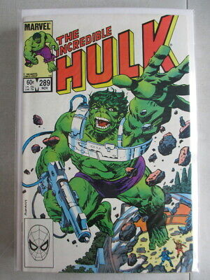 Incredible Hulk Vol. 2 (1968-2011) #289 VF+