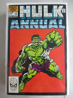 Incredible Hulk Vol. 2 (1968-2011) Ann. #12 FN+