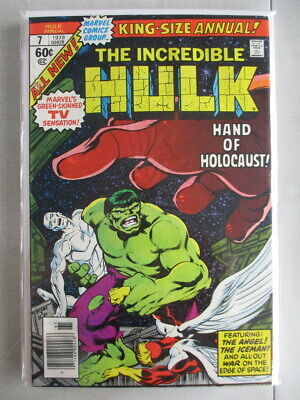 Incredible Hulk Vol. 2 (1968-2011) Ann. #7 FN