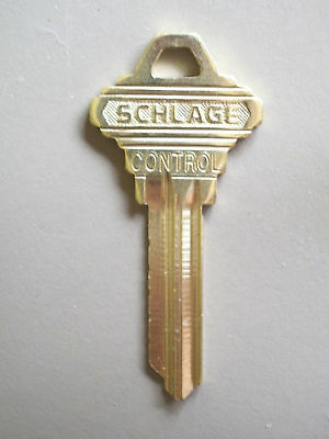 Schlage Primus Level 1 Control Key Blank- C Keyway