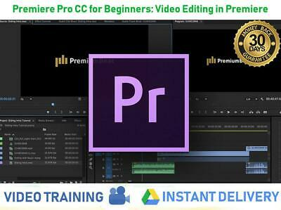 Adobe Premiere Pro CC for Beginners: Video Editing in Premiere | Video Training