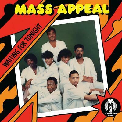 "MASS APPEAL ""Waiting For Tonight"" MODERN SOUL BOOGIE FUNK REISSUE 7"""