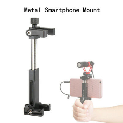 Ulanzi ST-03 Metal Phone Tripod Mount Stabilizer Holder Stand HOT SHOE Universal