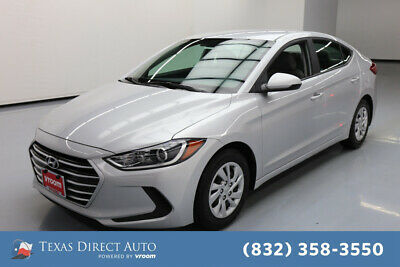 2017 Hyundai Elantra SE Texas Direct Auto 2017 SE Used 2L I4 16V Automatic FWD Sedan