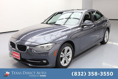 2016 BMW 3-Series 328i Texas Direct Auto 2016 328i Used Turbo 2L I4 16V Automatic RWD Sedan Premium