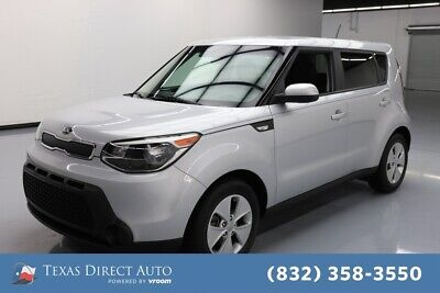 2014 KIA Soul  Texas Direct Auto 2014 Used 1.6L I4 16V Automatic FWD Hatchback