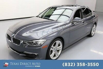2013 BMW 3-Series 335i Texas Direct Auto 2013 335i Used Turbo 3L I6 24V Automatic RWD Sedan Premium