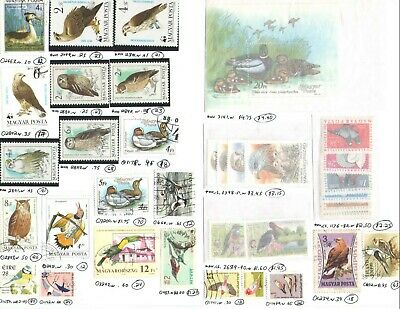 Retired approval sheet of Bird topicals - CV $25.95+
