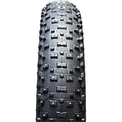 Vee Goma Zapatos para Nieve XL con Broches Bicicleta Fat Bike Neumático 26""