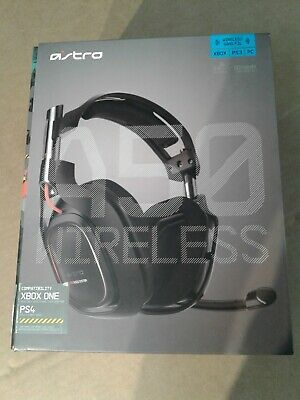 Astro Gaming A50 Blk Wireless Headset for xbox1, ps4, pc