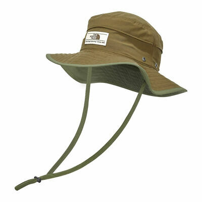 68a07bb73f2a5 The North Face Hat Adult Small Medium Camp Boonie Hat Kaki Green