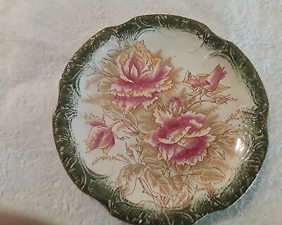 Antique Plate made in Dudley England