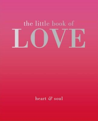 The Little Book of Love (The Little Books) (Hardcover), ROWAN, TIDDY