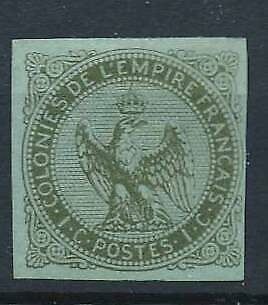 [120690] French Colonies 1859-65 good stamp very fine No Gum