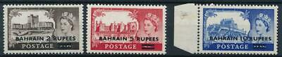 [122483] Bahrain 1955 good set of stamps very fine MNH $75