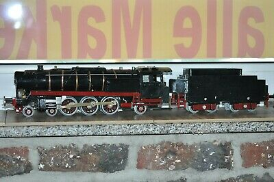 Handarbeitsmodell 3-rail DC/AC REKO 01 steam loco brass modell 40 pictures down