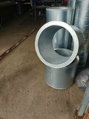Fan Silencer for commercial kitchen canopy extraction systems 450mm