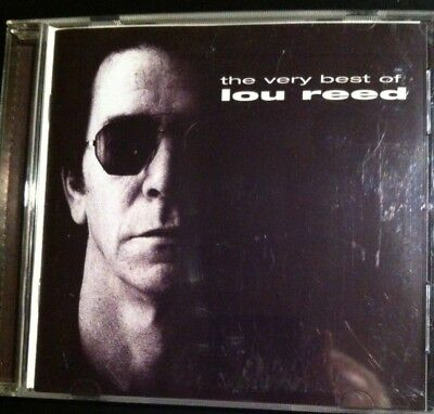 THE VERY BEST OF LOU REED 1999 BMG CD Inc.Berlin,Perfect Day & Satellite Of Love