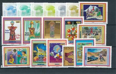 [111799] Senegal after 2000 good Lot very fine MNH  Stamps