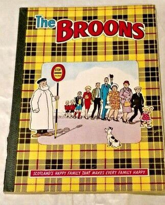 1967 Very nice BROONS Album..D.C.Thomson(beano)