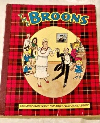 1965 nice BROONS Album..D.C.Thomson(beano)