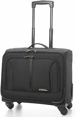 Wheeled Cabin Laptop Bag Computer Travel Suitcase Trolley Luggage Office Case